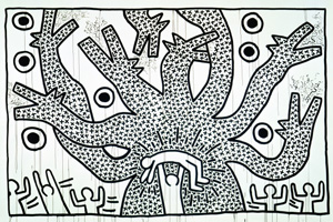 FourAndSons_KeithHaring_FB