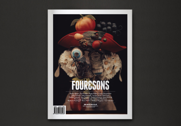 Four&Sons_IssueTwo_Cover
