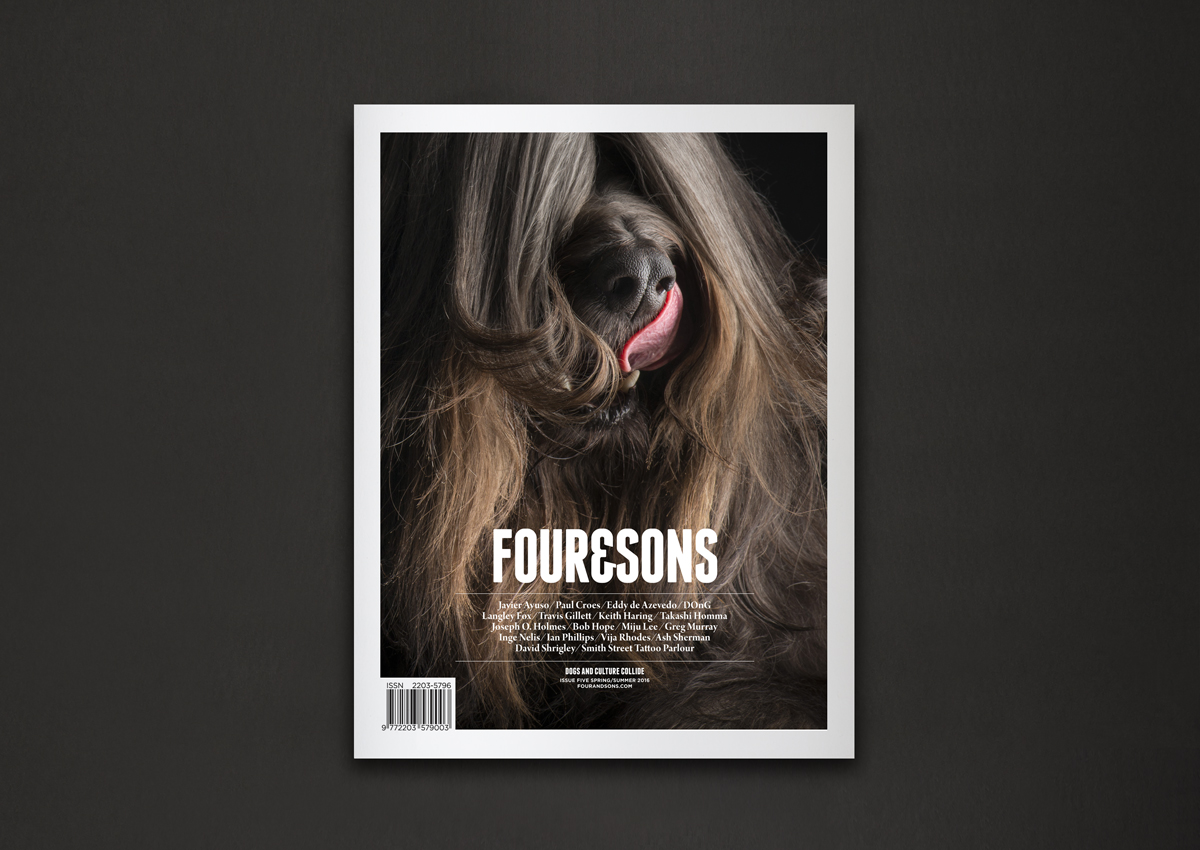 Four&Sons_IssueFive_Cover
