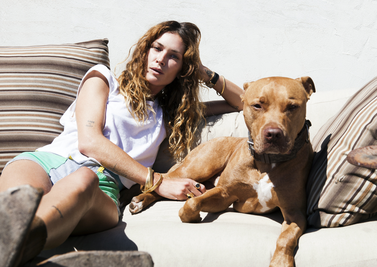 Road Doggin With Erin Wasson And Cream Four Sons