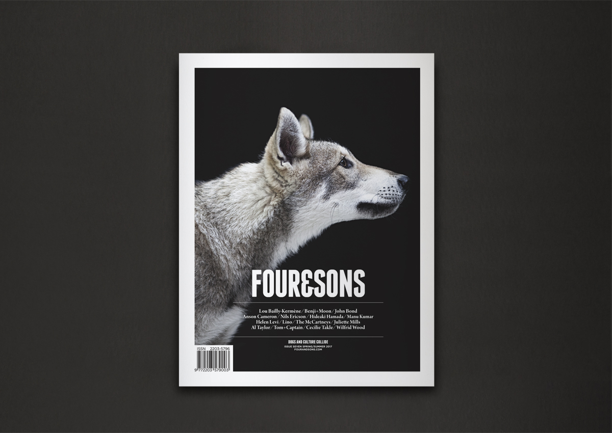 Four SonsISSUE SEVEN — OUT NOW — Four Sons 1a72ab1bfe